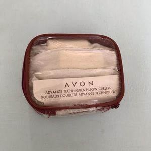 Avon pillow curlers